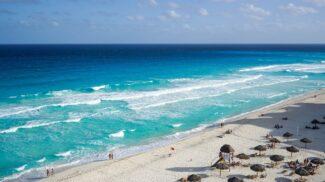 Cancúns vackraste stränder