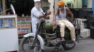 New Delhi som resmål