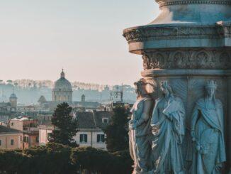 5 favoritsevärdheter i Rom