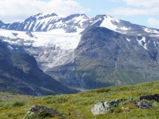 Sommarskidåkning i Norge