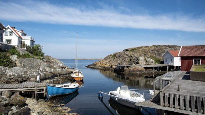 Upplev Bohusläns unika kustnatur
