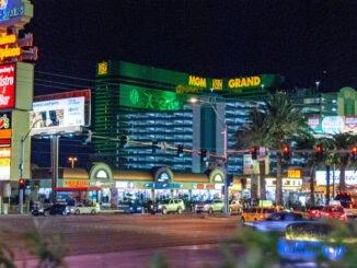 Bo på MGM Grand Las Vegas