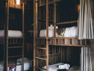 Bo på ett pittoreskt vandrarhem