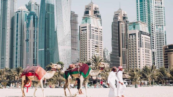 Vad kan man se och göra i Dubai?