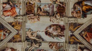 Michelangelos Adams skapelse är väl värd ett besök