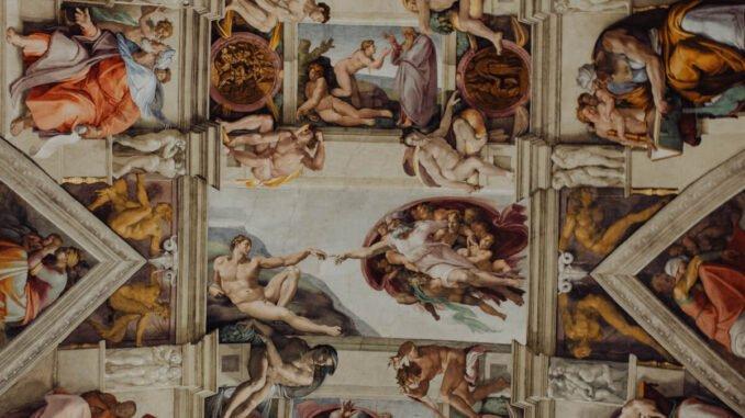 Michelangelos Adams skapelse