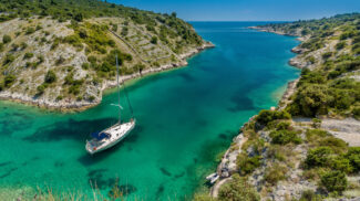 Samla ihop gänget och dra ut på en seglingsresa i Kroatien!