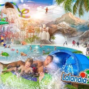 Boende nära Legoland - Lalandia Billund