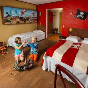 Boende nära Legoland - Legoland Pirates' Inn motell