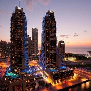 Bra boenden i Dubai - Grosvenor House