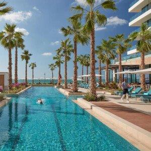 Bra boenden i Dubai - Mandarin Oriental Jumeira