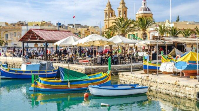 Konferensresa till Malta