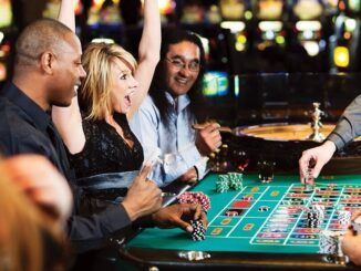 Casinospel – Ett sätt att ha kul online!